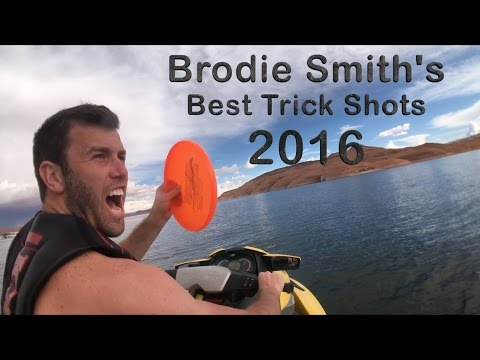 Thumbnail: Best Trick Shots of 2016 | Brodie Smith