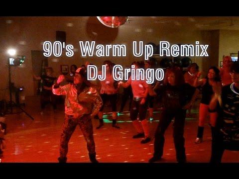 90's Zumba Warm Up Remix by DJ Gringo