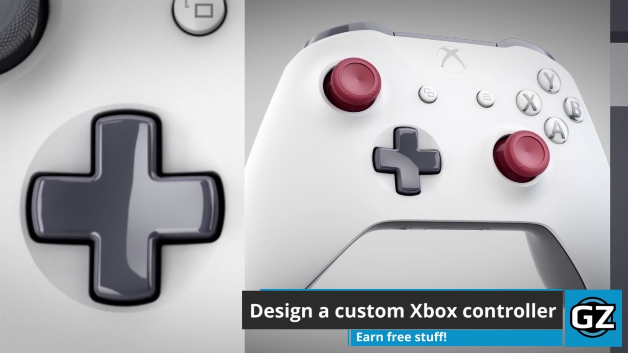 Claim your unique controller design at Xbox Design Lab and earn from ...