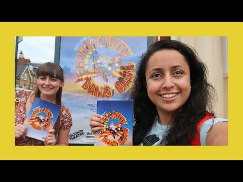 Chitty Chitty Bang Bang UK Tour - Vlog 2016