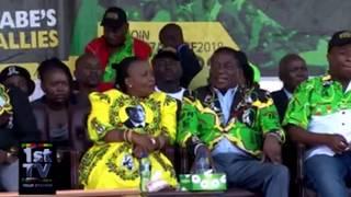 What led to the Coup: Gucci Grace Mugabe vs Mnangagwa