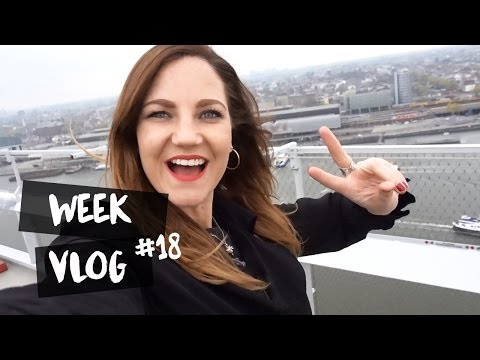 Schommel bij Lookout testen + lunch bij Avocado Show // VLOG #18 // YOUR LITTLE BLACK BOOK