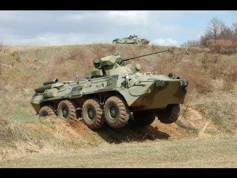 Полигон - Возвращение легенды БТР 82А