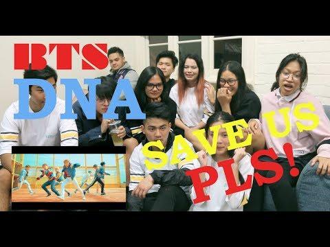 [DIVERSITY] BTS - DNA Reaction Video | SCREAM & SQUEAL