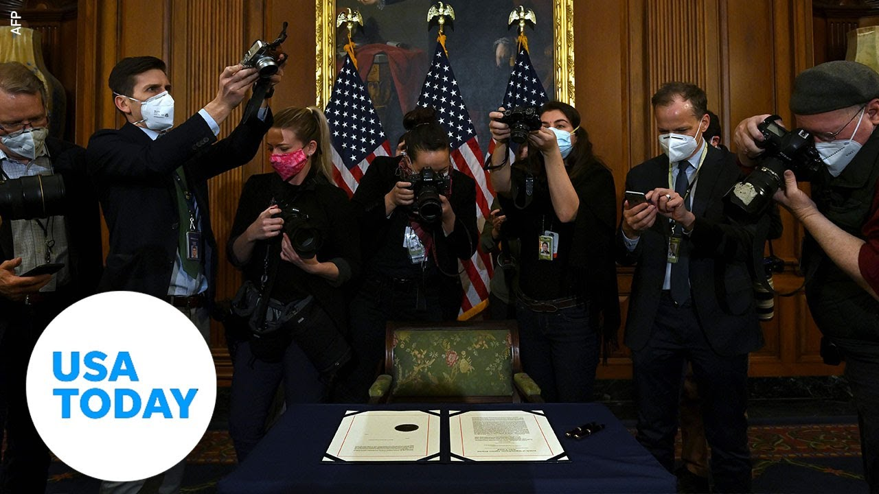 Politics live updates: Yellen confirmed as Treasury secretary; Biden predicts vaccine available to general public in spring