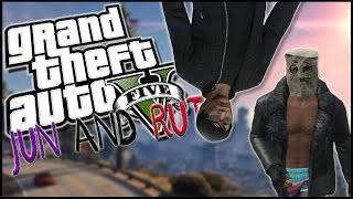 "GTA 5 Online: JUN AND RUT - ""WHISKEY'D AWAY"""