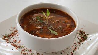 Yeşil Mercimekli Erişte Çorbası-Kesme Çorbası-Çorba Tarifleri-Gurbetinmutfagi