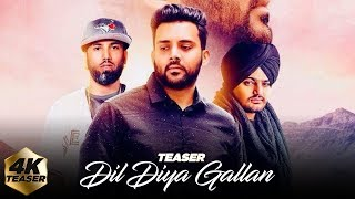 Dil Diyan Gallan | Official Teaser | Preet ft. Sidhu Moosewala