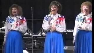 McKameys.  Oh What A Savior Is Mine . 1991  On Tour