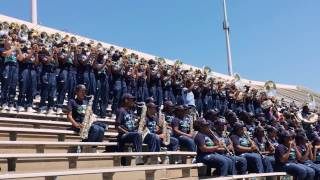 jackson state university marching band that s what i like 2017