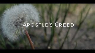 Image of Apostle's Creed HD video