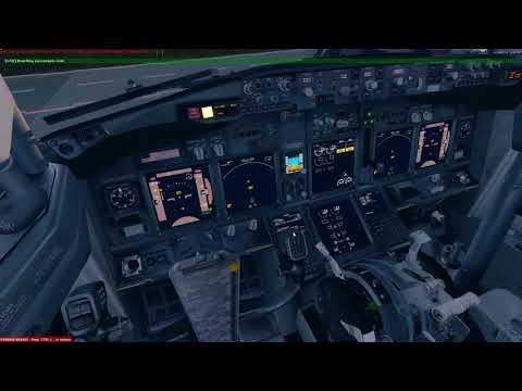 [PREPAR3D] Flight Boeing 737-800 ENTER AIR EPPO (Poznań) - EPRZ (Rzeszów)