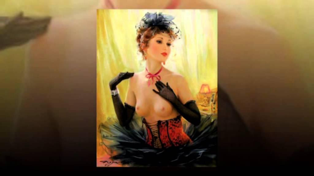 эротика в живописи