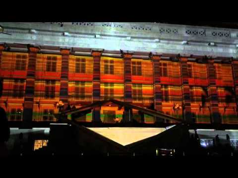 Outdoor musical show at National Art Gallery 29 Nov 2015 part 2.