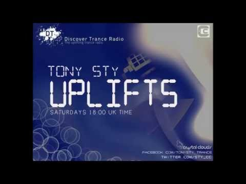 ♫ Tony Sty  - #upLIFTS175 - 9th July 2016 [Discover Trance R