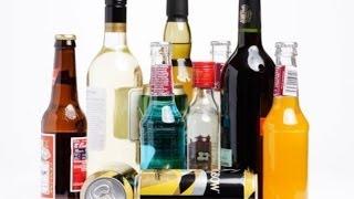 видео крепкие алкогольные напитки