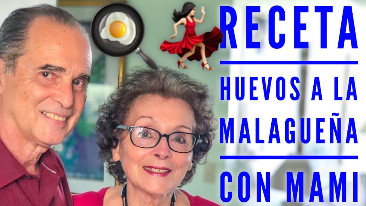 Receta - Huevos a la Malagueña con mami