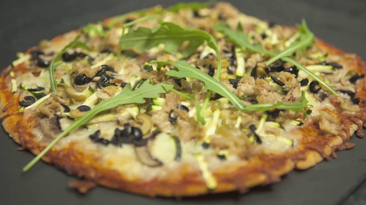 Receta de pizza para celiacos sin levadura