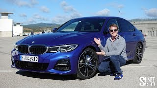 THIS is the New BMW 3 Series! TEST DRIVE