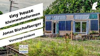 Wohnen Auf Vier Rädern - Jonas Bischofberger - Tiny House - Kleinwohnformen Schweiz