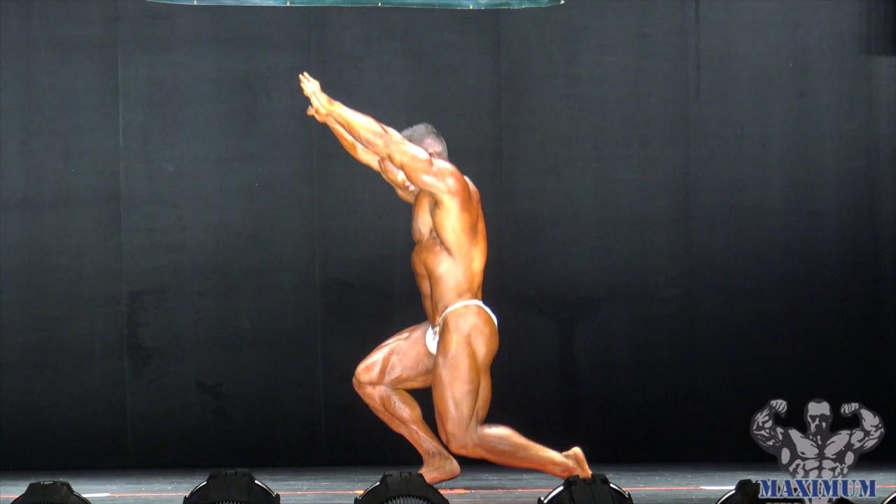 2018 IFBB Muscle Mayhem | Rafael Brandao