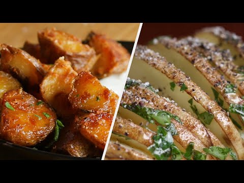 7 Delicious Easy Potato Recipes • Tasty Recipes from YouTube · Duration:  6 minutes 23 seconds