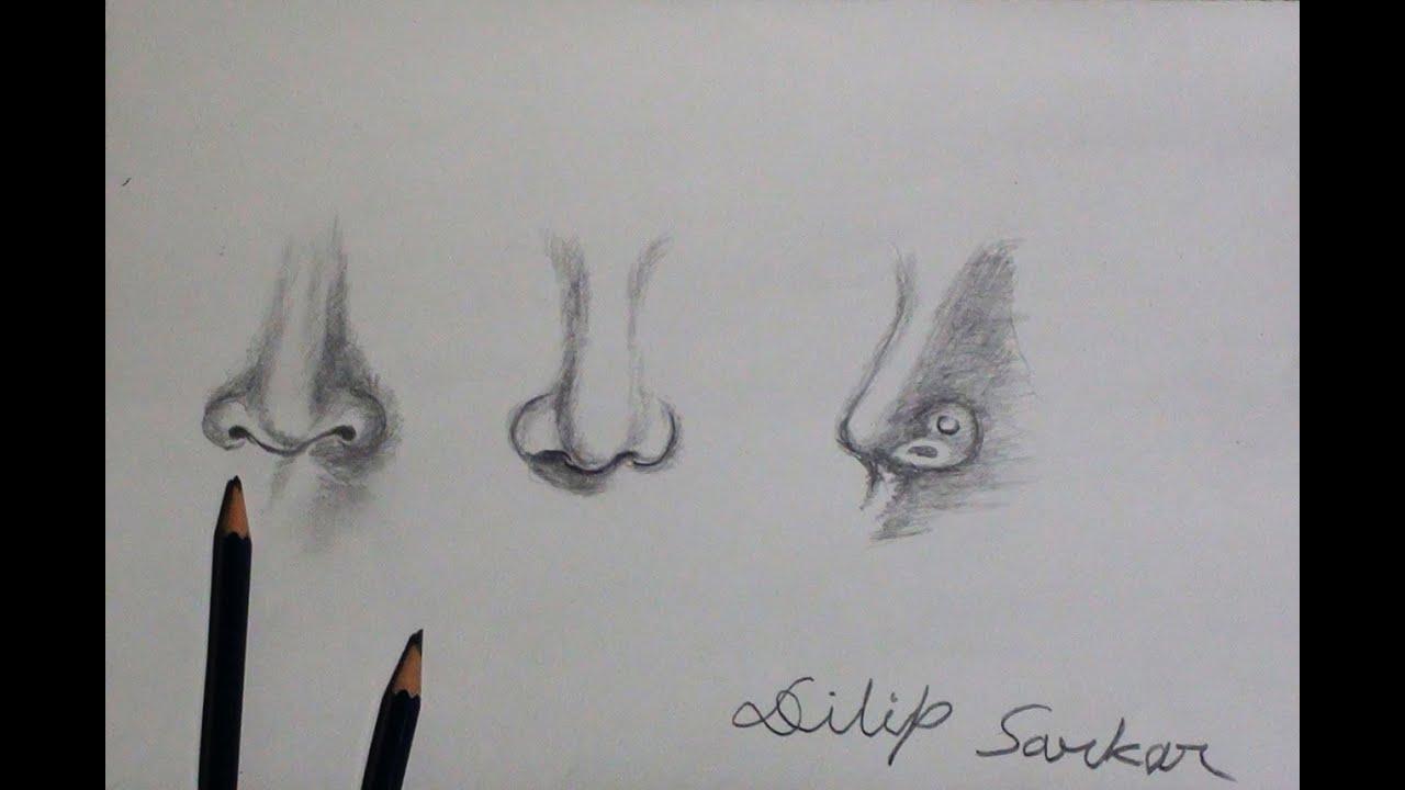Diliprealisticsketching pencildrawing