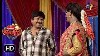 Rocket Raghava Performance | Jabardasth |  21st June 2018 | ETV  Telugu