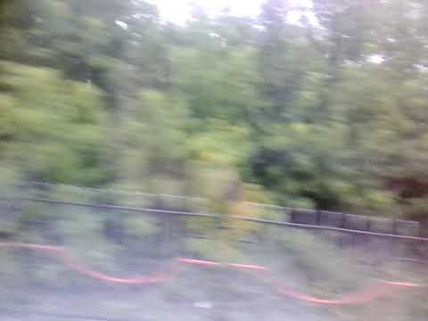 Станция Навашино. Прибытие. (Из окна поезда 141 Чебоксары-Москва)