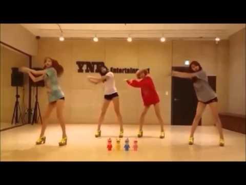ijinkan aku selingkuh vidio dugem ost korea girlband