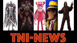 TNINEWS: Galactus Heralds Teases, Bionic Man Big Foot Figure From Mattel And A Whole Lot More