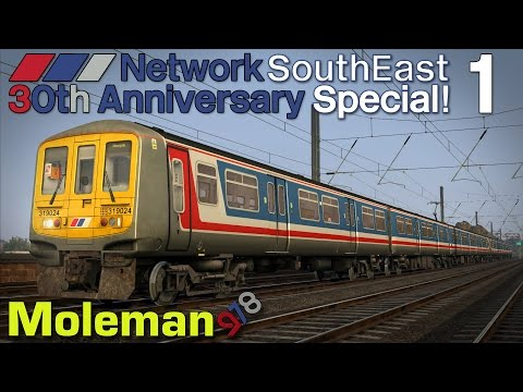 NSE 30 Years Special! #1 | Class 319 | The 'Bedpan' Commute!