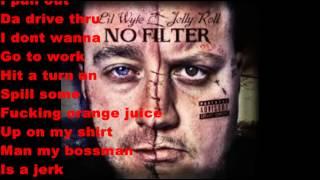 One Of Them Days (Lyrics)- Lil Wyte & Jelly Roll Ft. Twiztid