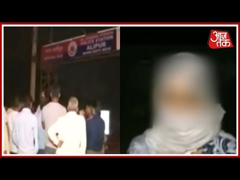 Minor Girl Abducted And Molested In Alipur Area Of Delhi