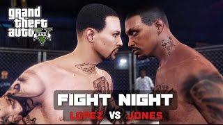 Fight Night - GTA 5 movie