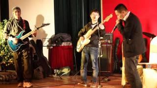Blues (Hieu Acoustic, Pham Hai Dang, Mr Sỹ)