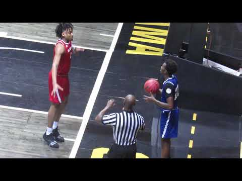 Alabama All Stars vs Mississippi All Stars High School Boys Basketball Game | At Alabama State |
