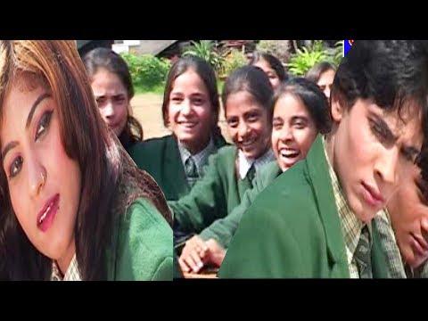बानो तेरे गुलाबी होठों को चूसना है, भरी  क्लास में  Dehati Comedy Seen ~ Goodluk Media