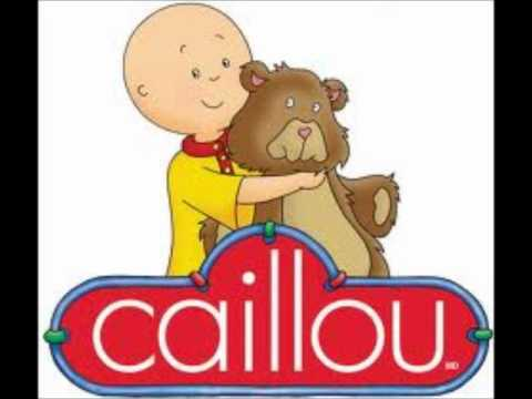 caillou lied