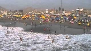 LA MEJOR PLAYA DEL PERU - CERRO AZUL