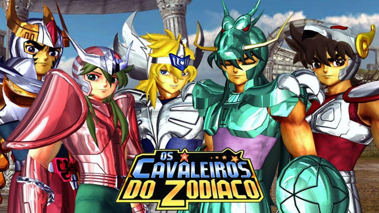 o jogo cavaleiros do zodiaco o santuario para pc
