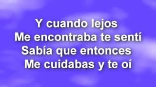 Marcela Gandara Supe que me amabas - Letra