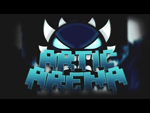 [New Mic] Arctic Arena 100% by Eclipsed [Verified by Me, Extreme Demon) | GD 2.1