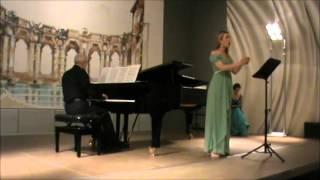 Schubert, Die junge Nonne - Anna Ussardi, Nicola Sfredda