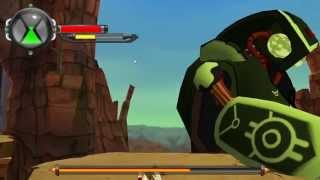 Ben 10 Protector of Earth parte 1