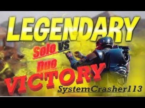 *INSANE SOLO DUOS CLUTCH* Blockbuster 8 KO* Win! Fortnite Battle Royale Victory! Pro Builder