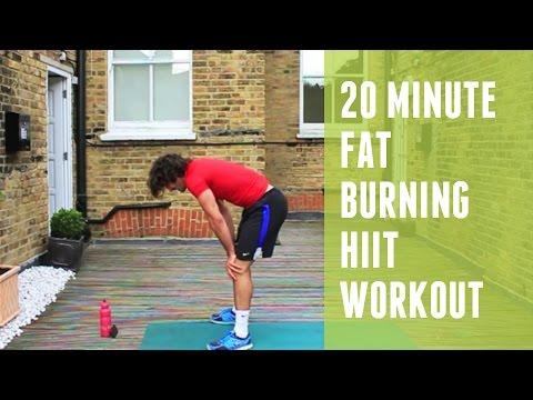 fat burning hiit workout  youtube