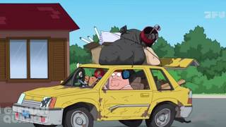 Family Guy - Peter und sein Metalldetektor