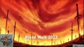 AD - BLOOD WALK 2013 [10000 FOLLOWERS EP]