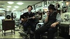 Live @ the Waldorf Barbershop - Pokey LaFarge & Ryan Koenig - Saint Louis Crawl